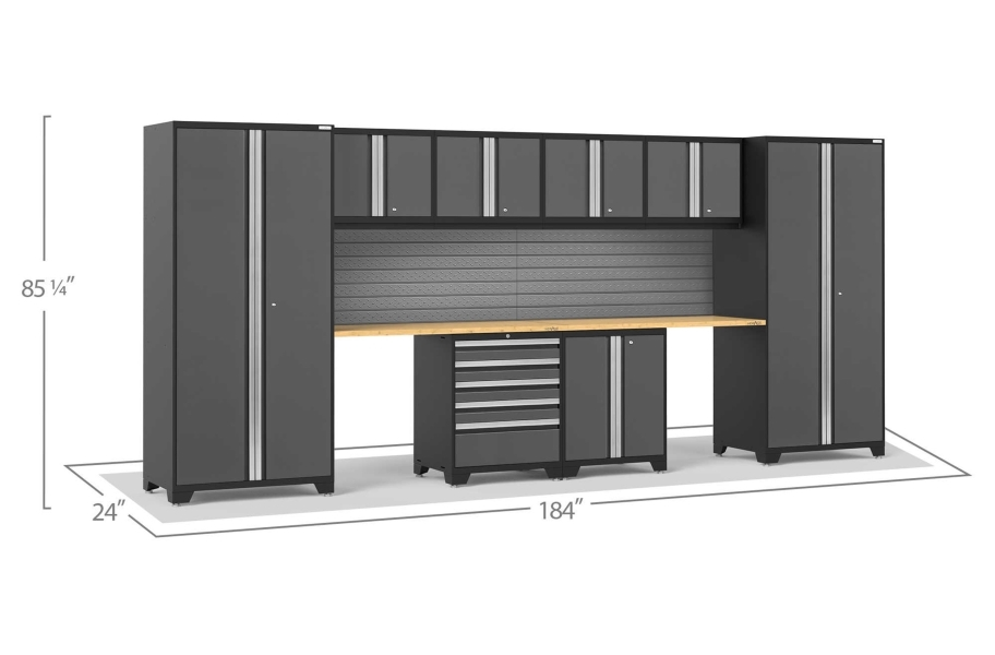 NewAge Pro Series 10-PC Cabinet Set