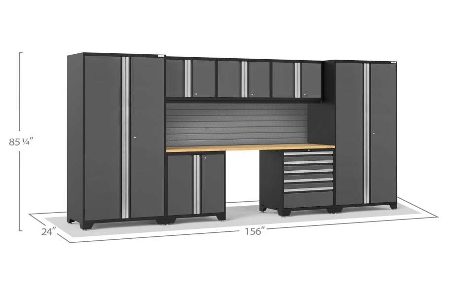 NewAge Pro Series 8-PC Cabinet Set