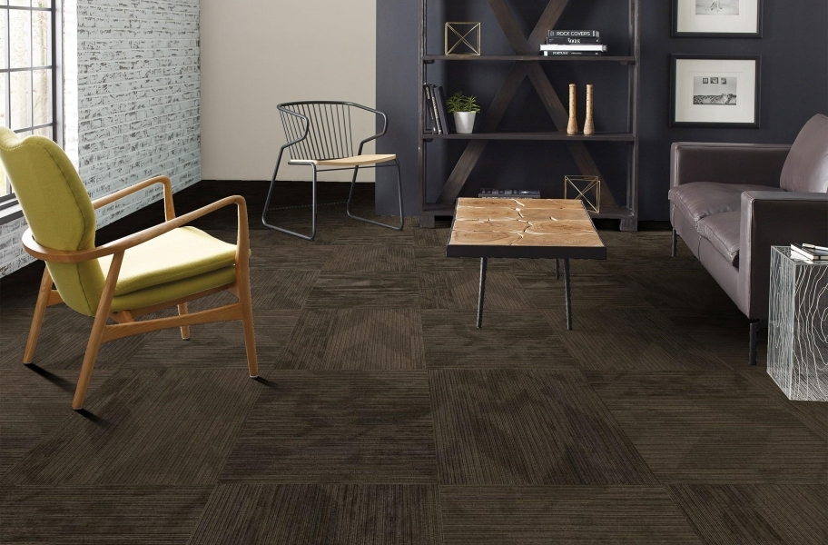 Shaw Declare Carpet Tile - Remnants - Coverage
