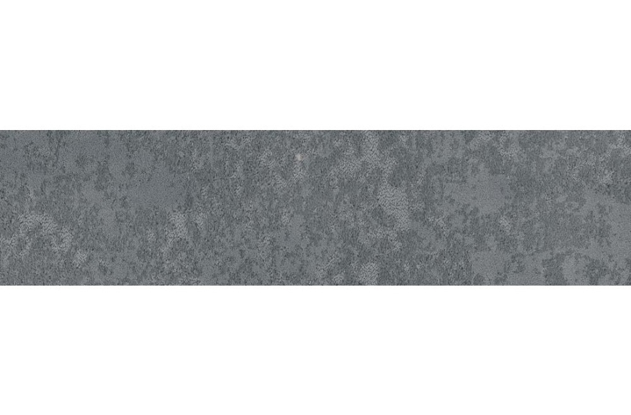 Shaw Floorigami Woven Fringe Carpet Plank - Denim Blue