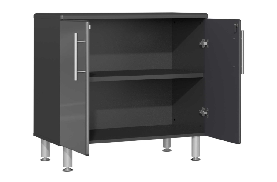 Ulti-MATE Garage 2.0 9-PC XL Kit w/ Bamboo Worktop