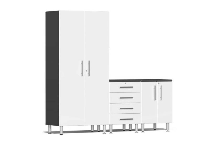 Ulti-MATE Garage 2.0 3-PC Kit - Starfire White Metallic