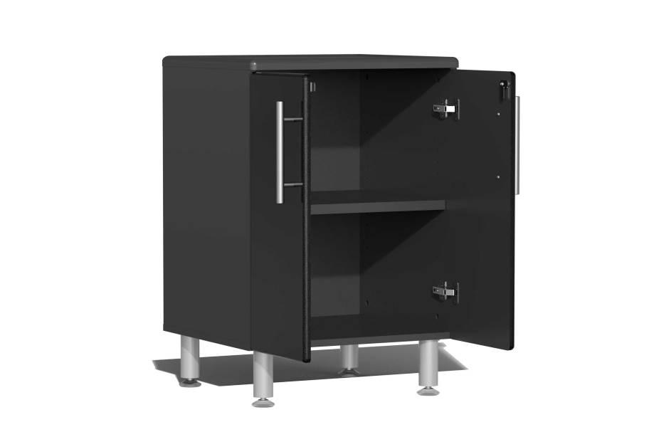 Ulti-MATE Garage 2.0 4-PC Kit w/ Channeled Worktop