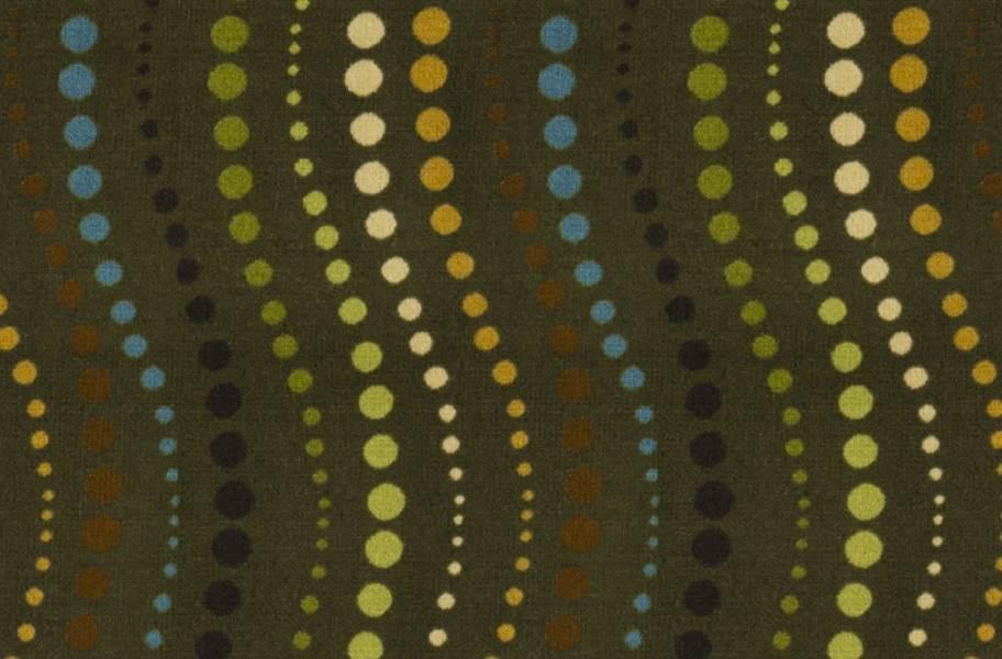 Joy Carpets Sidewinder Carpet - Earthen