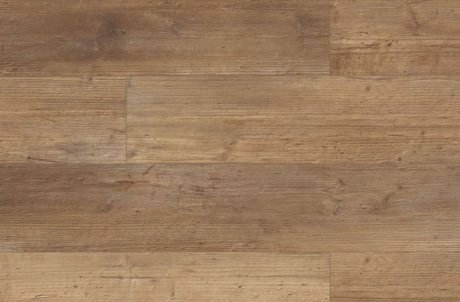 "Shaw Paladin Plus 7"" Rigid Core Vinyl Planks - Touch Pine"