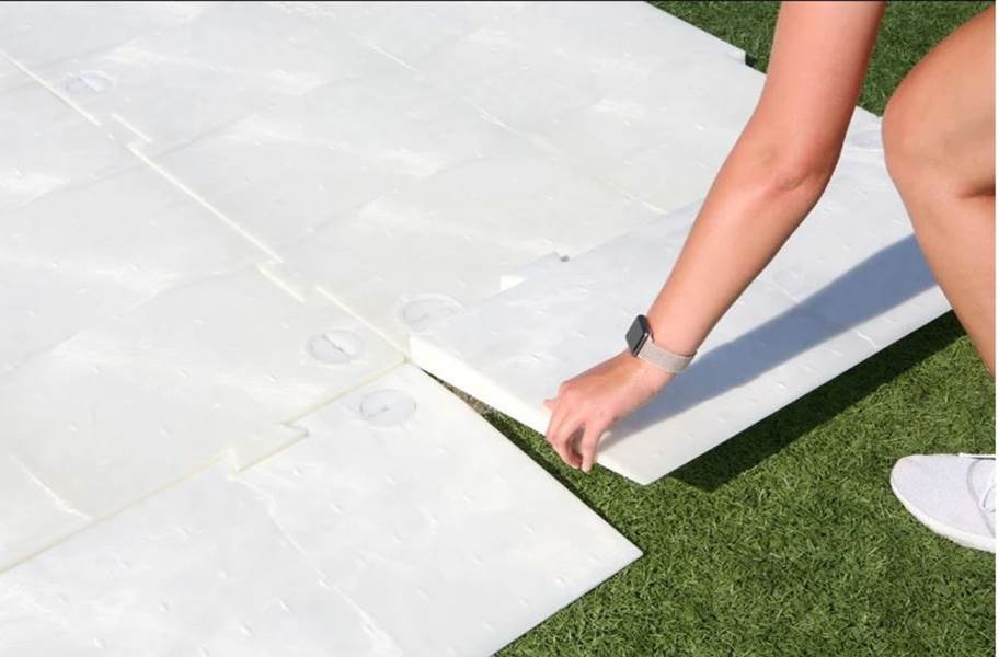OmniDeck™ Ground Protection Panels - Translucent (Non-Perforated)