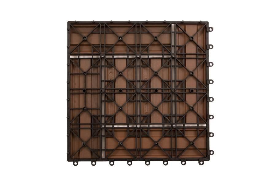 Helios Composite Deck Board Tiles (6 Slat)