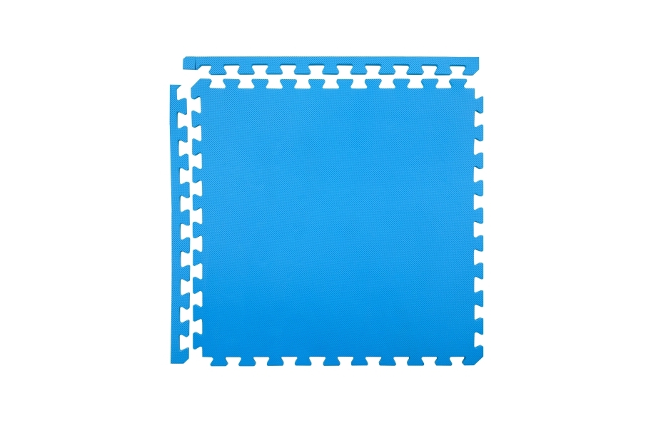 "5/8"" Endura Series Foam Tiles - Baby Blue"
