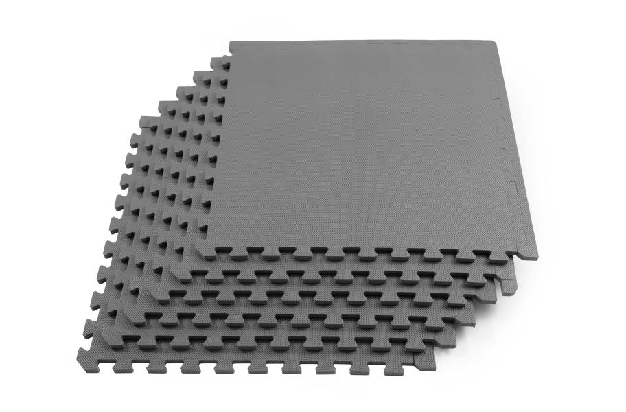 Endura Series Foam Tiles - Gray