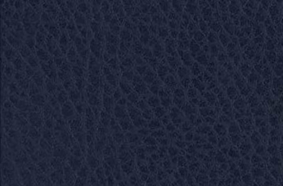 GelPro NewLife Designer Leather Grain Comfort Mat - Navy