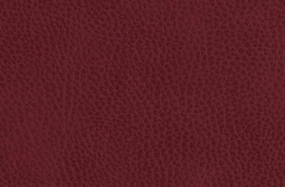 GelPro NewLife Designer Leather Grain Comfort Mat - Cranberry