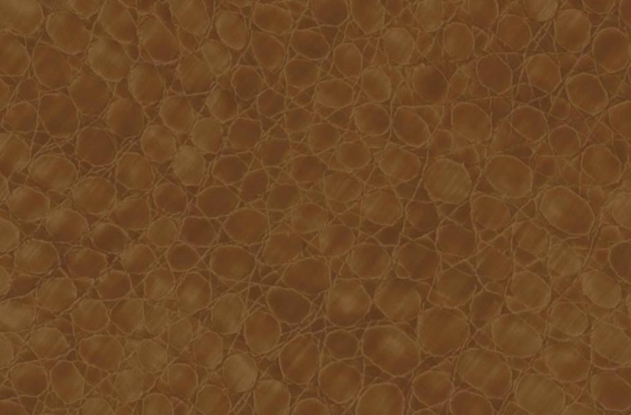 GelPro NewLife Designer Pebble Comfort Mat - Caramel