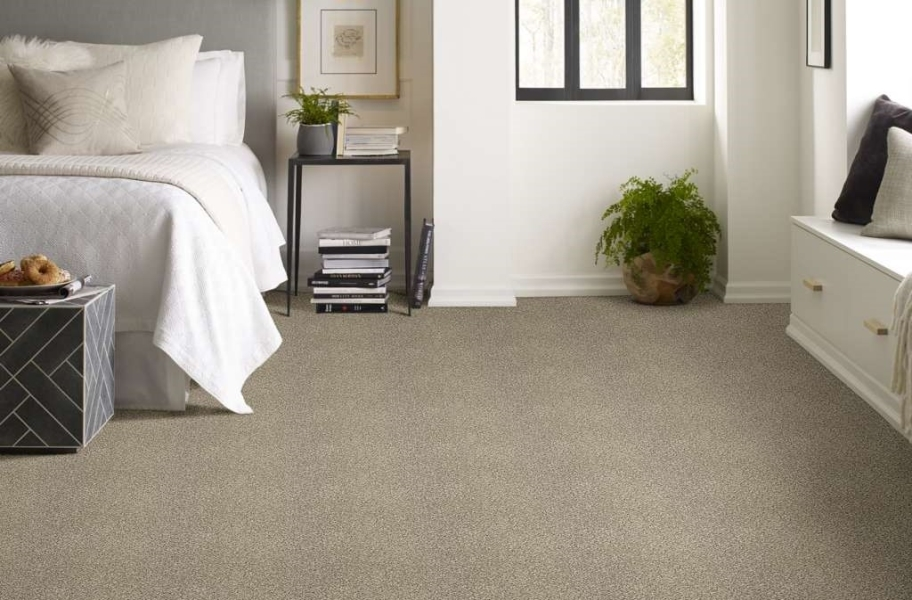 Shaw Perpetual I Waterproof Carpet - Khaki