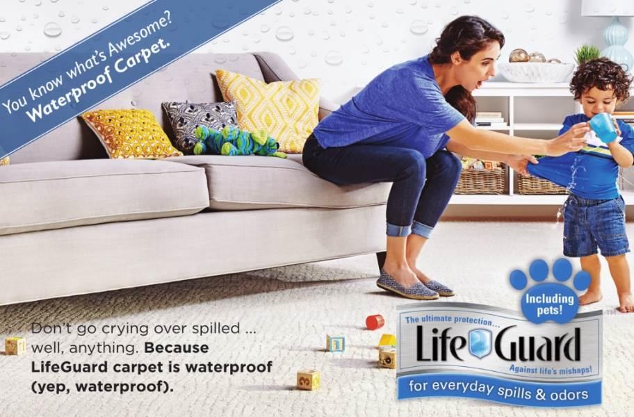 Shaw Perpetual I Waterproof Carpet