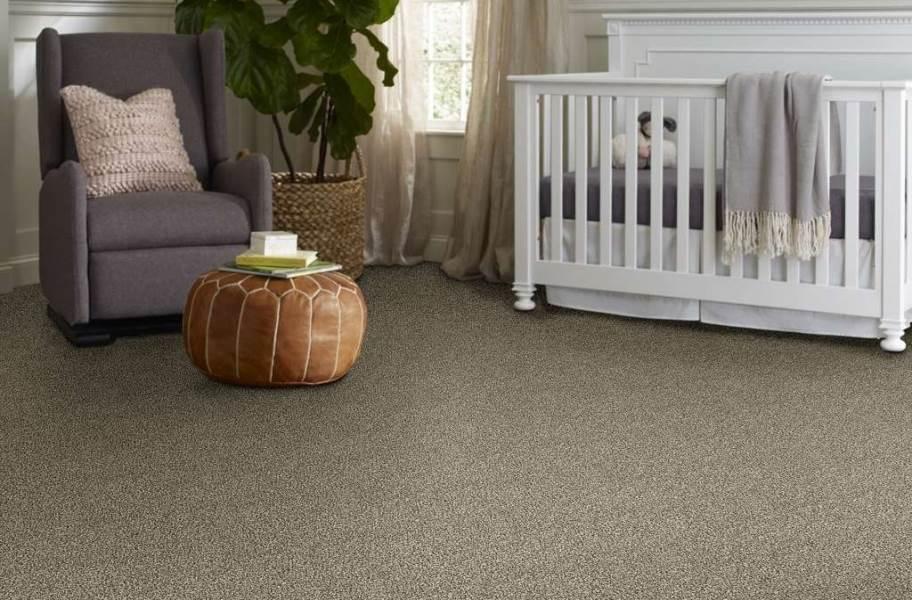 Shaw Perpetual I Waterproof Carpet - Eggshell