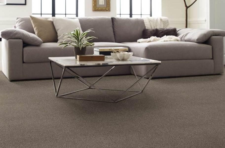Shaw Calm Serenity I Waterproof Carpet - Desert View