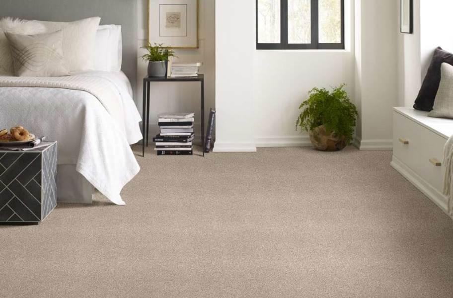 Shaw Calm Serenity I Waterproof Carpet - Kidskin