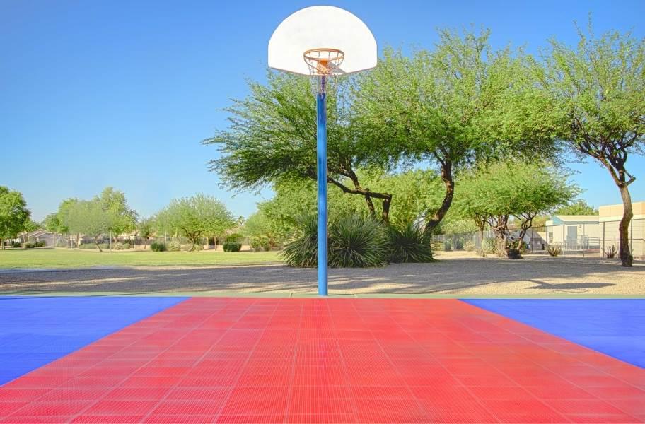 ProGame Sports Tiles - Shelby Blue