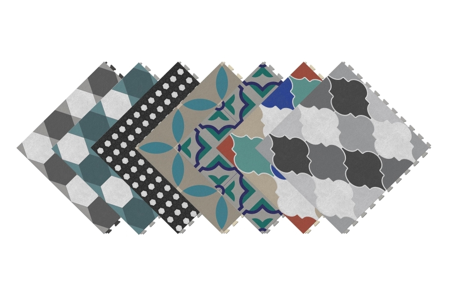 Margo Flex Tiles - Modern Mosaics