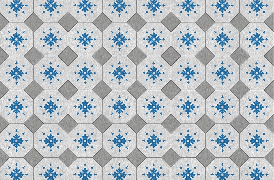 Margo Flex Tiles - Modern Mosaics - Octagon Acent