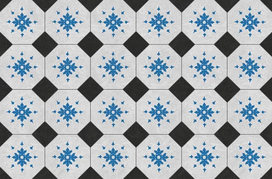 Margo Flex Tiles - Modern Mosaics - Sweet Swirl Gray