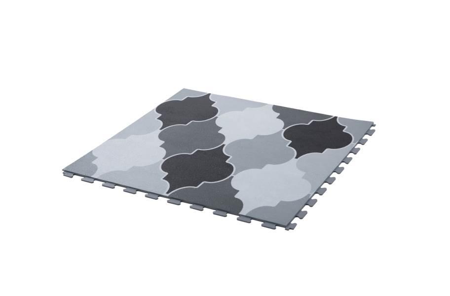 Margo Flex Tiles - Modern Mosaics - Bisque Royale