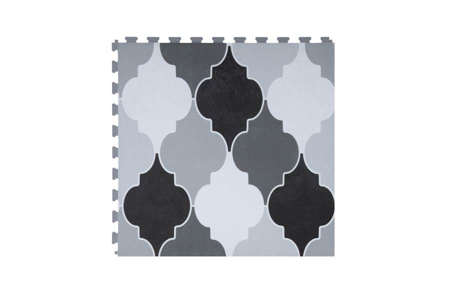 Margo Flex Tiles - Modern Mosaics - Bisque Broadway