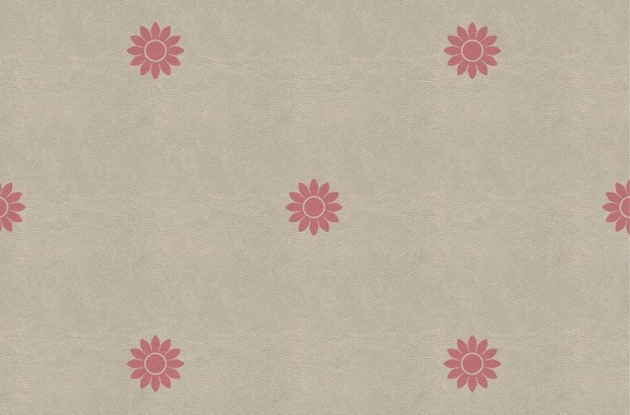 Margo Flex Tiles - Floral Accents - Petal Pink Accent 2