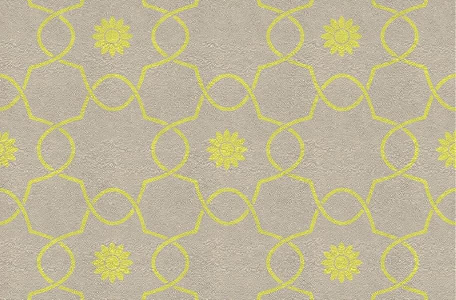 Margo Flex Tiles - Floral Accents - Petal Yellow