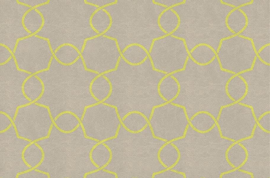 Margo Flex Tiles - Floral Accents - Petal Yellow Accent 1