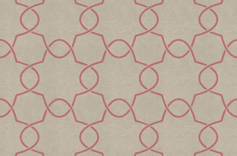Margo Flex Tiles - Floral Accents - Petal Pink Accent 1