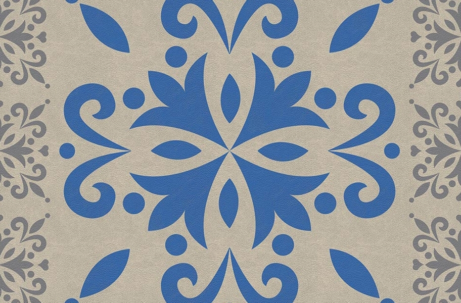 Margo Flex Tiles - Medallions - Jubilee Creme Accent