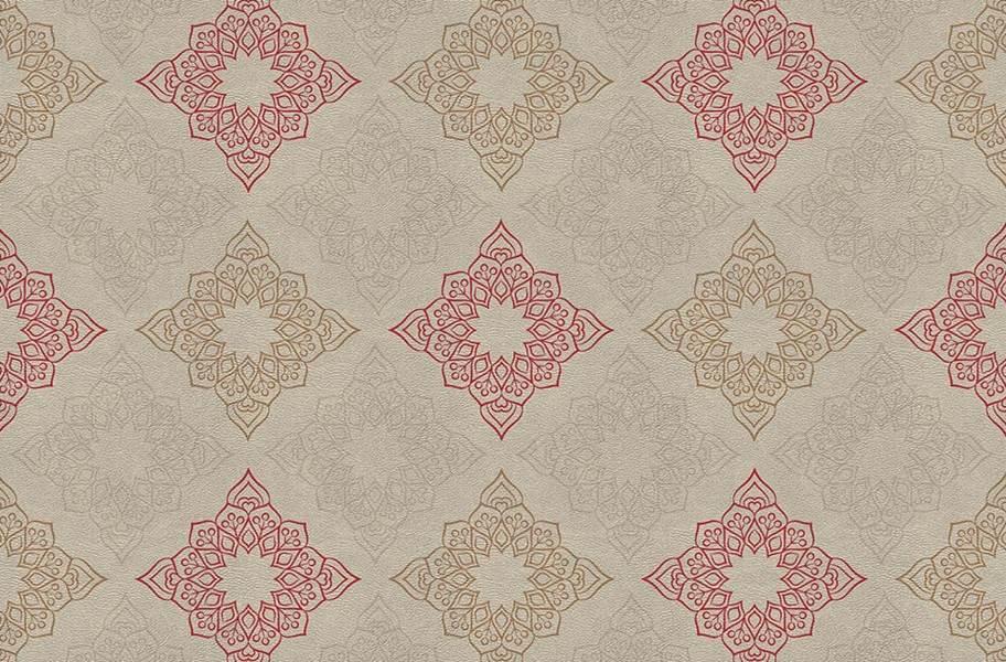 Margo Flex Tiles - Medallions - Felicity Rosy Peach