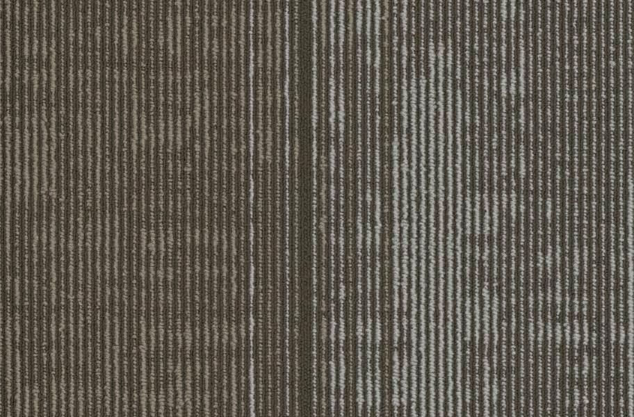 J&J Flooring Fast Track Carpet Plank - Hairpin