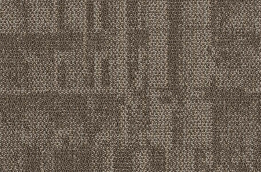 J&J Flooring Outfitter Carpet Plank - Muslin