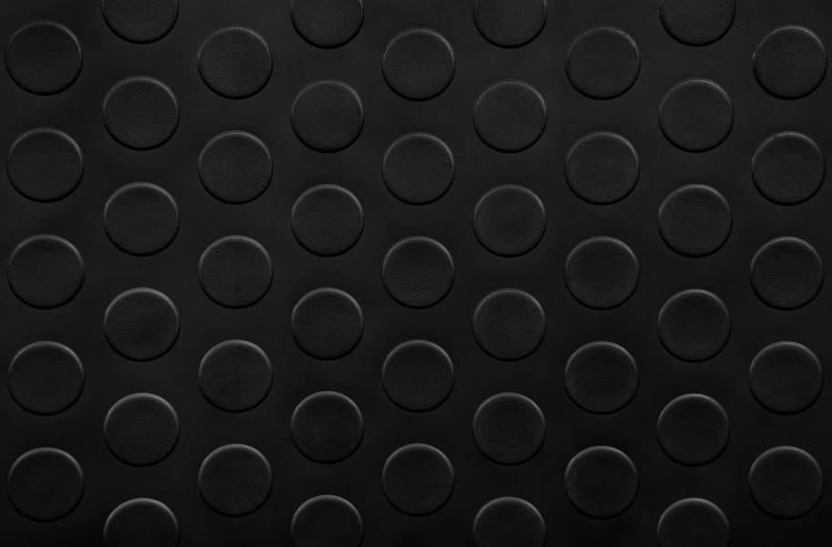 Coin Nitro Garage Floor Mats - Midnight Black