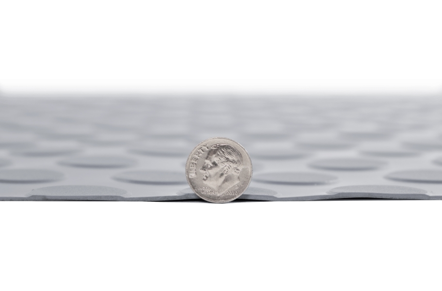 Coin Nitro Roll - Motorcycle Mats - Graphite