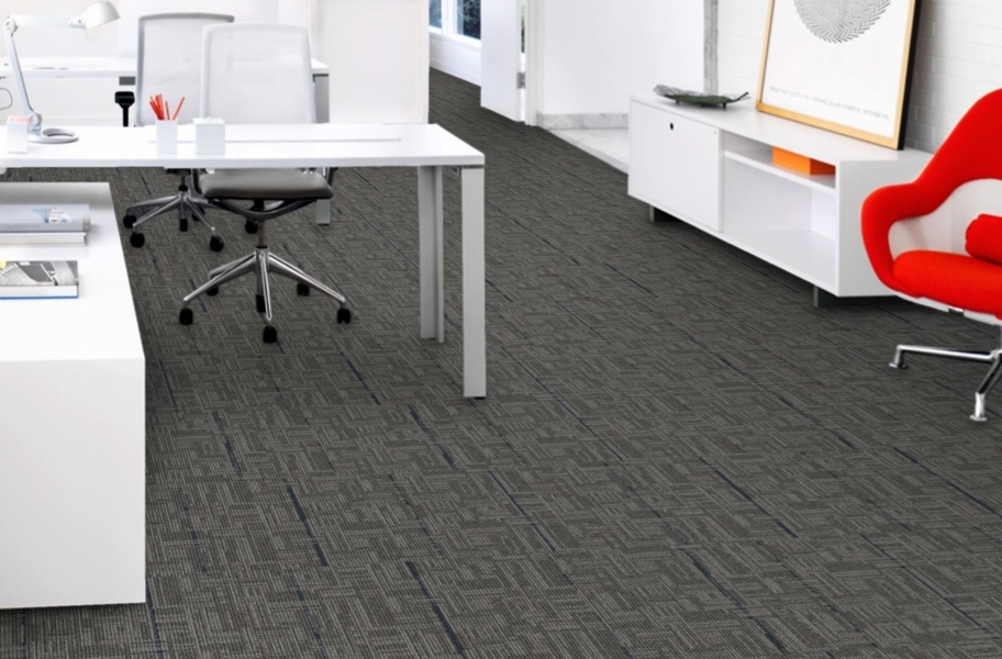 Mohawk Daily Wire Carpet Tile - Insider Feed