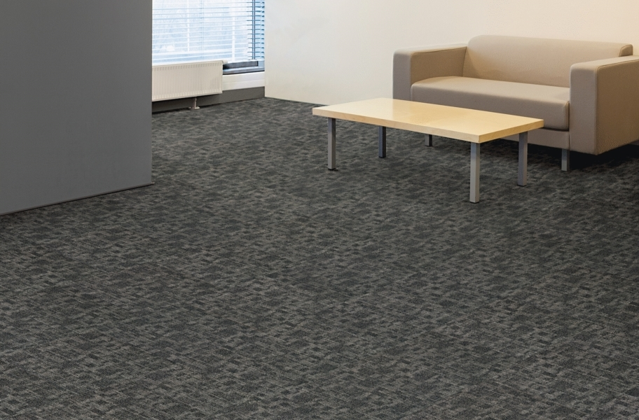 Mohawk Cool Calm Carpet Tile - Insightful