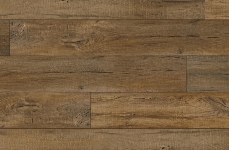 "COREtec Plus Premium 7"" Waterproof Vinyl Planks - Reserve Oak"