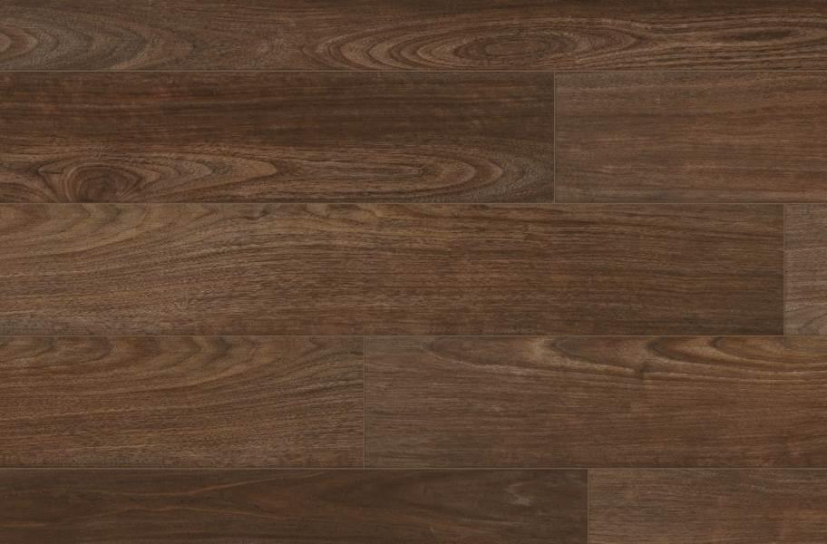 "COREtec Plus Premium 7"" Waterproof Vinyl Planks - Hempstead Walnut"
