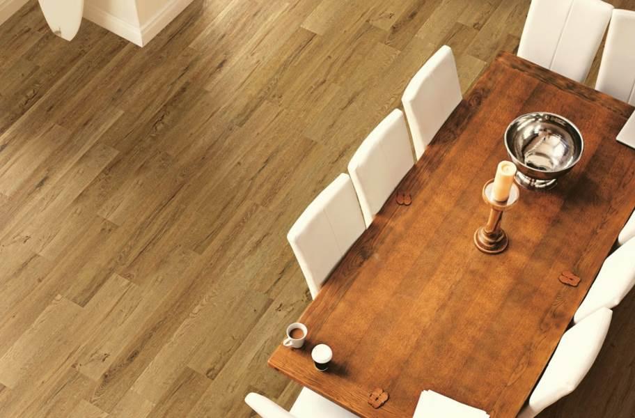 COREtec Grande Waterproof Vinyl Planks - Petronas Oak