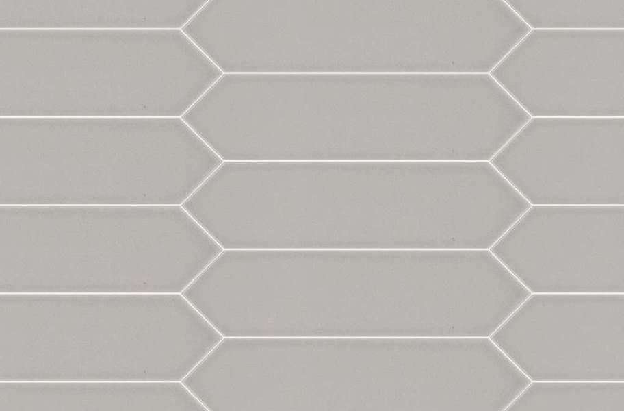 """Shaw Cutlass 3"""" x 12"""" Wall Tile - Graywash"""