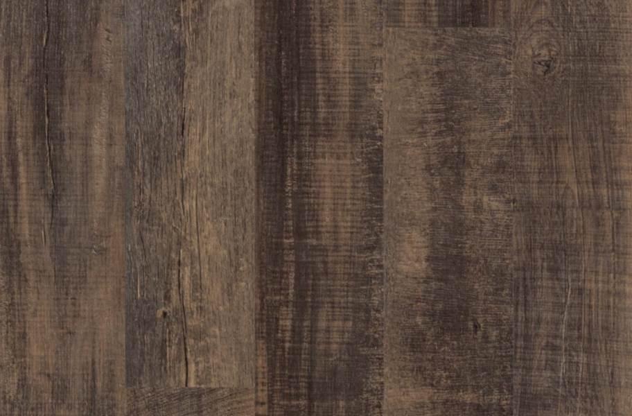 "Mohawk Discovery Ridge 6"" Rigid Core Vinyl Planks - Baywood Brown"
