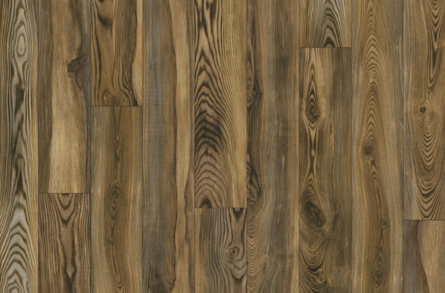 """Mohawk Tranquility Seeker 9"""" Rigid Vinyl Planks - Ginger Snaps"""