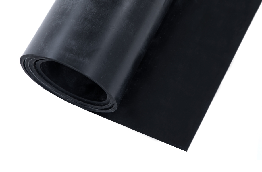 3' Nitrile Rubber Sheet - Commercial Grade - 60A