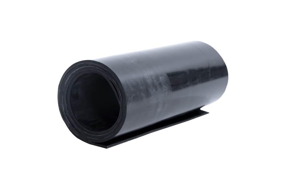 4' Nitrile Rubber Sheet - Commercial Grade - 60A