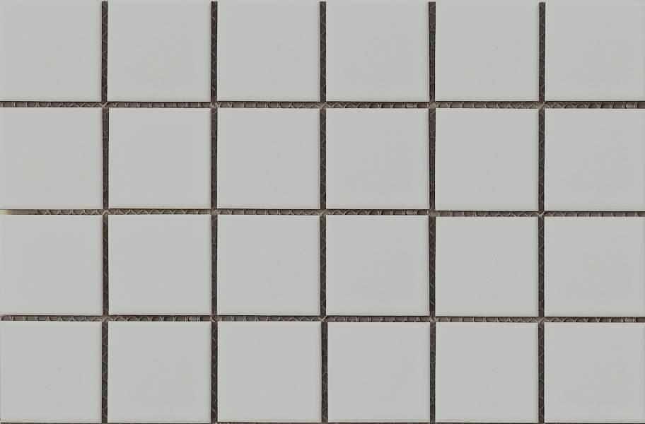 Emser Tile Impact Mosaic - Matte Gray Square