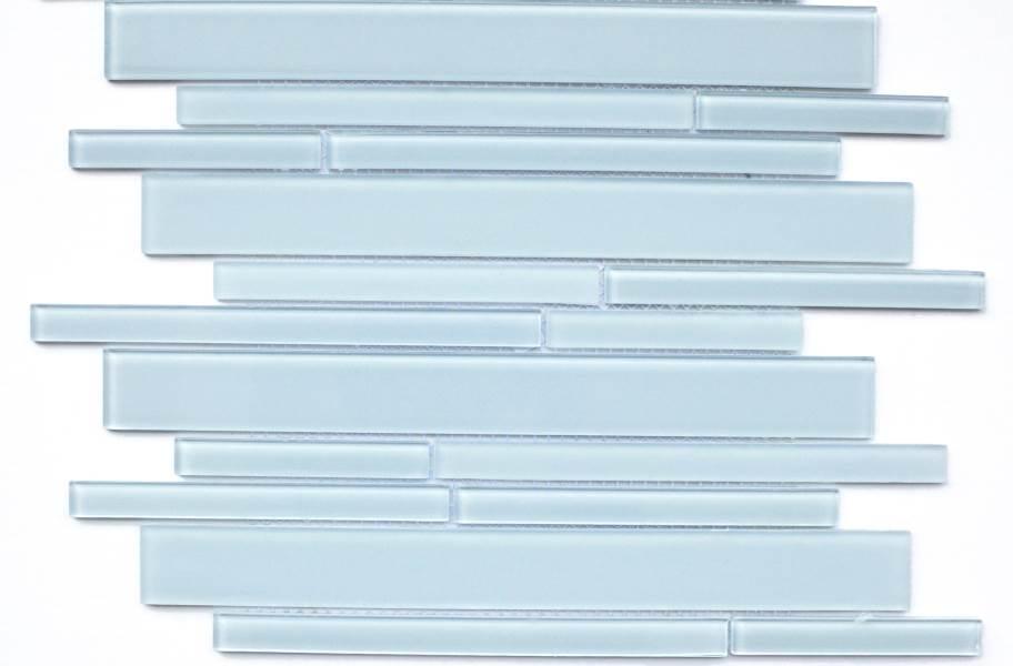 Emser Tile Charisma Glass Mosaic - Poise Linear