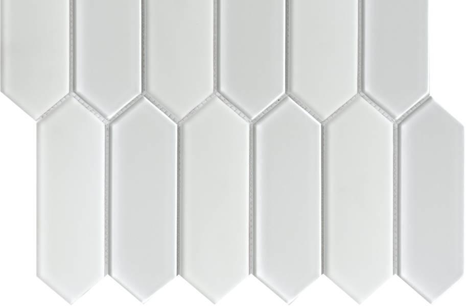 Emser Tile Charisma Glass Mosaic - Finesse Picket